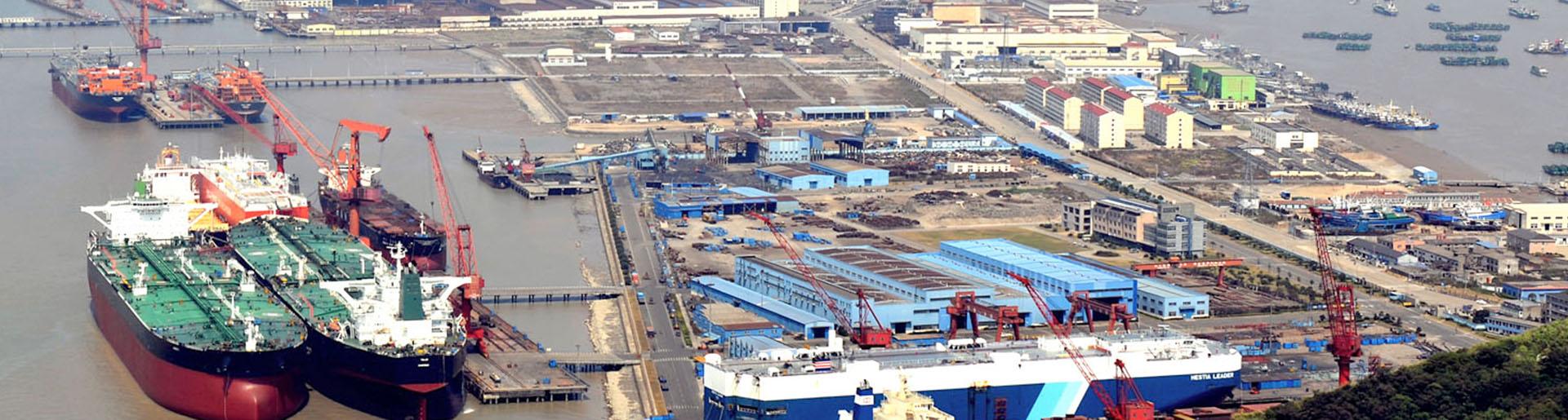 IMC Yongyue Shipyard and engineering