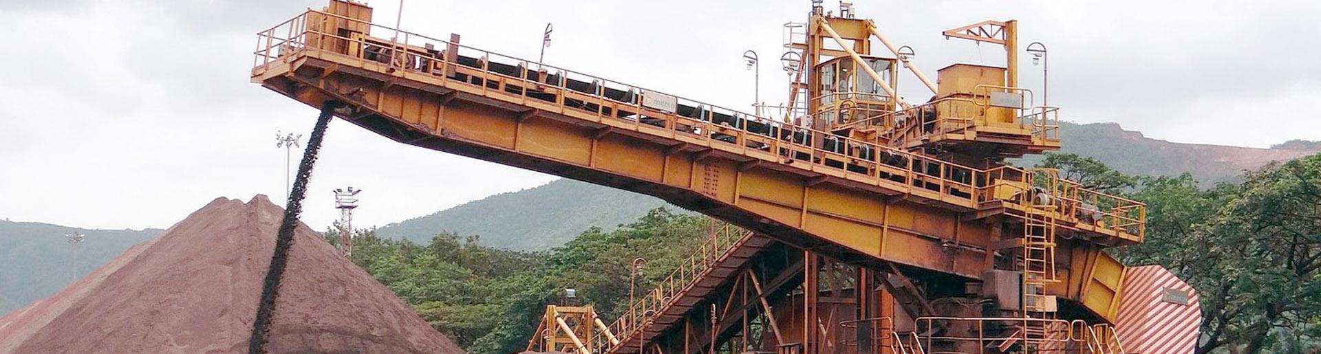 Iron ore supply chain banner